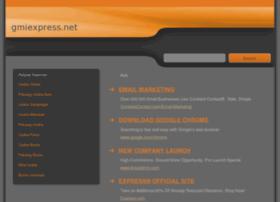 Gmiexpress.net thumbnail