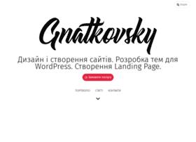 Gnatkovsky.com.ua thumbnail