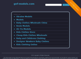 Gnf-models.com thumbnail