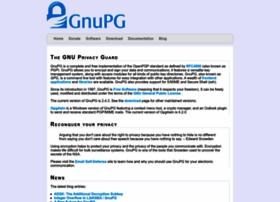 Gnupg.org thumbnail