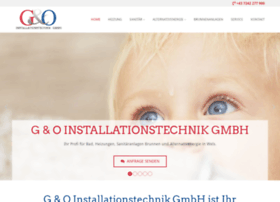Go-installationstechnik.at thumbnail