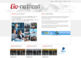 Go-nethost.com thumbnail