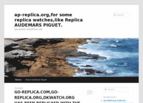 Go-replica.org thumbnail