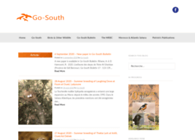 Go-south.org thumbnail