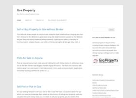 Goa-property.net thumbnail