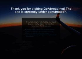 Goabroad.net thumbnail