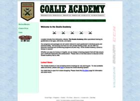 Goalieacademy.ca thumbnail