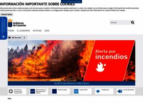 Gobiernodecanarias.org thumbnail