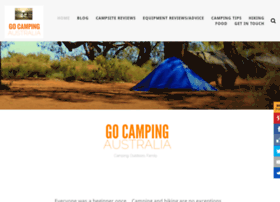 Gocampingaustralia.com thumbnail