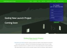 Godrejnewlaunchproject.in thumbnail