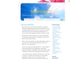 Godwriting.org thumbnail