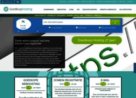 Goedkoophosting.nl thumbnail