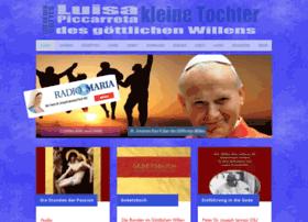 Goettlicherwille.org thumbnail