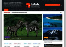 Gofansafaris.com thumbnail