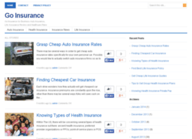 Goinsurances.info thumbnail