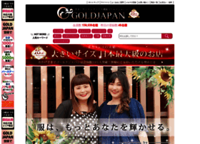 Gold-japan.jp thumbnail