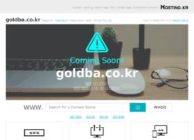Goldba.co.kr thumbnail