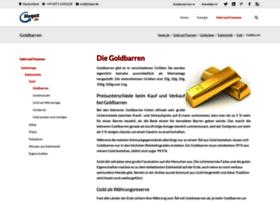 Goldbarren.biz thumbnail