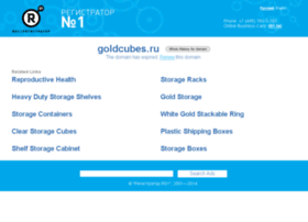 Goldcubes.ru thumbnail