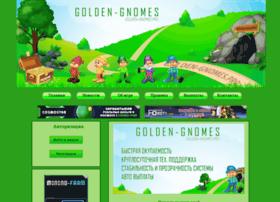 Golden-gnomes.pro thumbnail