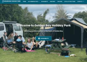 Goldenbayholidaypark.co.nz thumbnail
