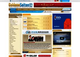 Goldeneseiten24.de thumbnail