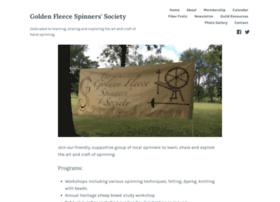 Goldenfleecespinnerssociety.org thumbnail