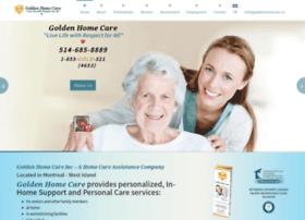 Goldenhomecare.ca thumbnail