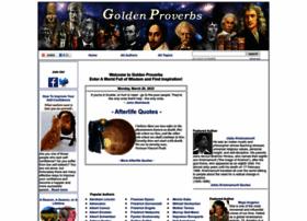 Goldenproverbs.com thumbnail