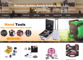 Goldensparktrading.com thumbnail