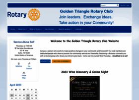 Goldentrianglerotary.org thumbnail