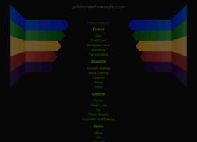 Goldenwebawards.com thumbnail