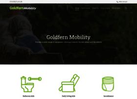 Goldfernmobility.co.nz thumbnail