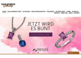 Goldheinrich.de thumbnail
