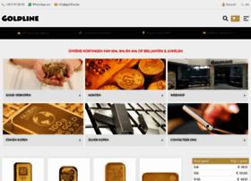 Goldline.be thumbnail