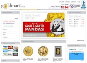 Goldmartdev3.silksoftware.net thumbnail