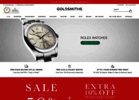 Goldsmiths.co.uk thumbnail