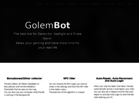 Golembot.de thumbnail