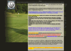Golfbergencounty.com thumbnail