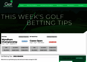 Golfbettingsystem.co.uk thumbnail