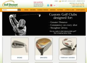 Golfdiscountcenter.com thumbnail