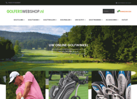 Golferswebshop.nl thumbnail