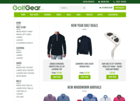 Golfgear.co.uk thumbnail