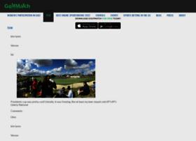 Golfmatchapp.com thumbnail