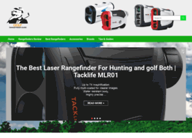 Golfrangefinderguides.com thumbnail