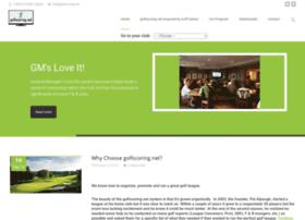 Golfscoring.net thumbnail