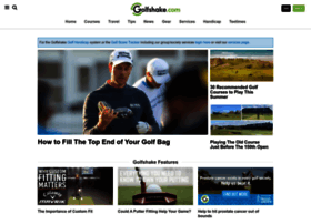 Golfshake.com thumbnail