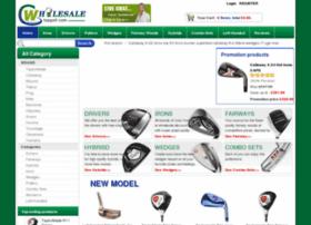 Golfwholesaleshop.co.uk thumbnail