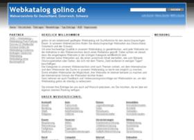 Golino.de thumbnail