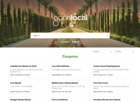 Gonelocal.com thumbnail